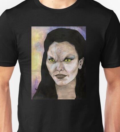 Becoming, Part One - Drusilla - BtVS Unisex T-Shirt