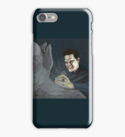 Becoming, Part Two - Angelus - BtVS iPhone Case/Skin
