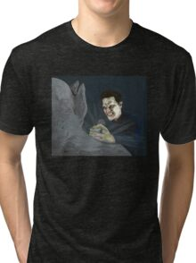 Becoming, Part Two - Angelus - BtVS Tri-blend T-Shirt