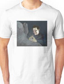 Becoming, Part Two - Angelus - BtVS Unisex T-Shirt