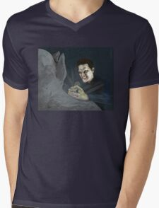 Becoming, Part Two - Angelus - BtVS Mens V-Neck T-Shirt