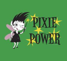 Pixie Power by Lyuda