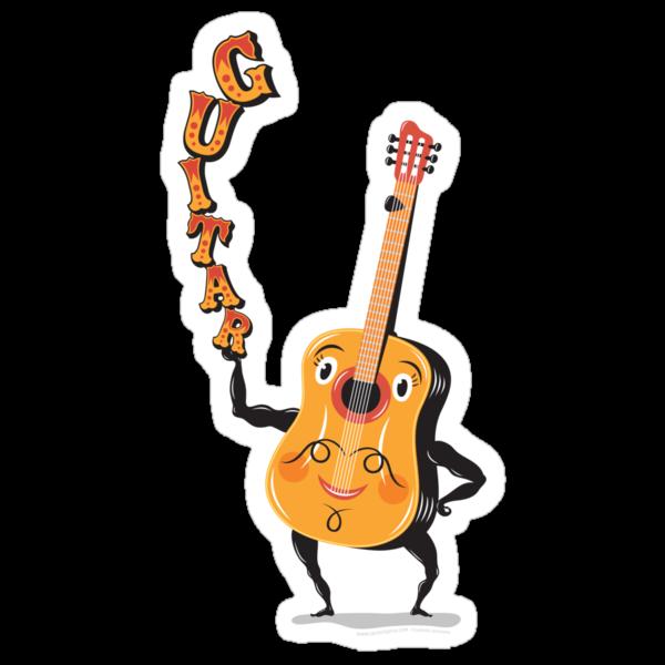 Guitar by Lyuda