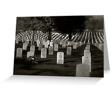 We Can Never Forget Greeting Card