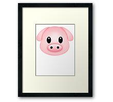 Pinkg Framed Print