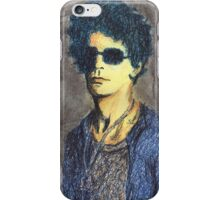 Lou Reed Portrait iPhone Case/Skin