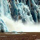 Glacier meltdown by Miron Abramovici