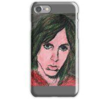Iggy Pop Portrait iPhone Case/Skin