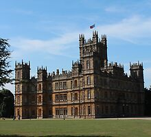 Downton Abbey by corrado