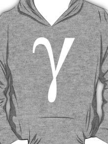 Gamma. T-Shirt