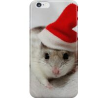 Santa's Little Helper iPhone Case/Skin