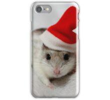 Santa's Little Helper iPhone Case/Skin
