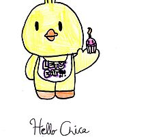 Hello Chica (Remake) by PandaApparel