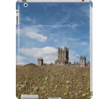 Highclere Castle a.k.a. Downton Abbey iPad Case/Skin