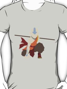 Aang - The Last Airbender  T-Shirt