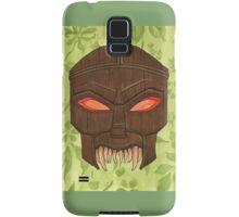 Dead Man's Party - The Ovu Mobani Mask - BtVS Samsung Galaxy Case/Skin