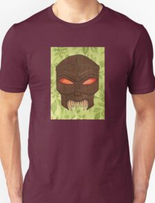 Dead Man's Party - The Ovu Mobani Mask - BtVS T-Shirt