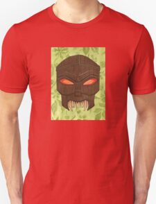 Dead Man's Party - The Ovu Mobani Mask - BtVS Unisex T-Shirt