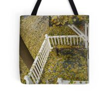 Scattered Limbs Tote Bag
