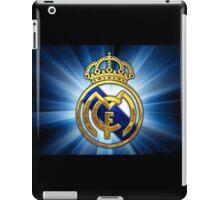 Madrid. iPad Case/Skin