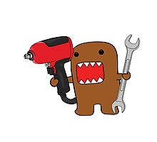 Mr. Mechanic Domo Photographic Print
