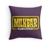 Band Candy - Lurconis Chocolate Bar - BtVS Throw Pillow