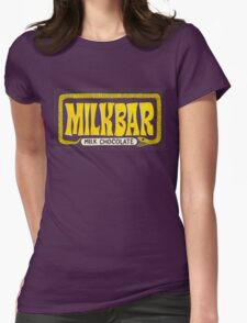 Band Candy - Lurconis Chocolate Bar - BtVS Womens Fitted T-Shirt