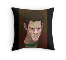 Beauty and the Beasts - Pete - BtVS Throw Pillow