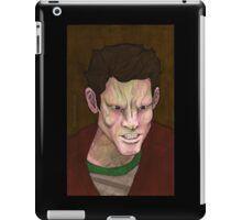 Beauty and the Beasts - Pete - BtVS iPad Case/Skin