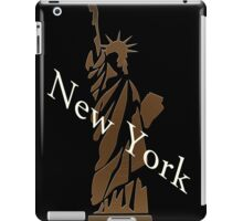 The Statue of Liberty New York Design iPad Case/Skin