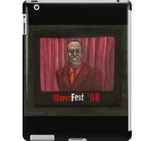 Homecoming - Mr. Trick - BtVS iPad Case/Skin