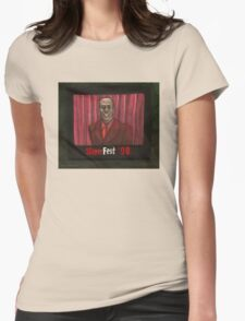 Homecoming - Mr. Trick - BtVS Womens Fitted T-Shirt