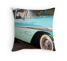 1958 Chevy BelAir Throw Pillow