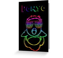 Electric Ponyo (Fish Form) Greeting Card