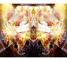 Wheel Of Dharma Photographic Print