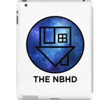 The NBHD - Blue Galaxy Print iPad Case/Skin