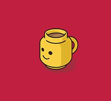 Lego Minimug by jacobparr