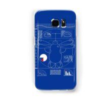 Vitruvain Baymax Samsung Galaxy Case/Skin