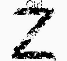 Ctrl+Z Unisex T-Shirt