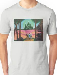 Off to see the wizard Unisex T-Shirt