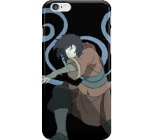 The Legend of Korra Avatar Wan with Lion Turle Air Symbol iPhone Case/Skin