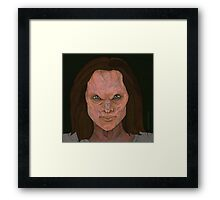 The Wish - Anyanka - BtVS Framed Print
