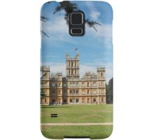 Highclere Castle a.k.a. Downton Abbey Samsung Galaxy Case/Skin