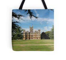 Highclere Castle a.k.a. Downton Abbey Tote Bag