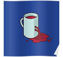 Marceline the Coffee Queen Poster