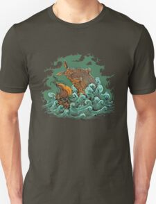Sea Bunny Attack T-Shirt