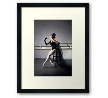 The Age of Beau Monde Framed Print