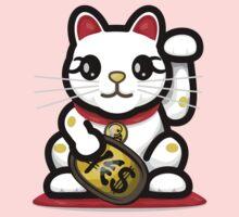 Maneki Neko - Money Cat - ¥€$ Kids Clothes