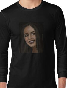 Consequences - Faith - BtVS Long Sleeve T-Shirt