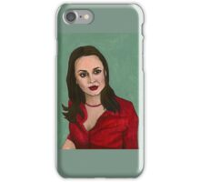 Enemies - Faith - BtVS iPhone Case/Skin